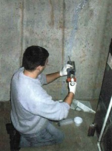 michigan basement crack repair specialists