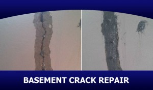 Basement Crack Repair - Michigan